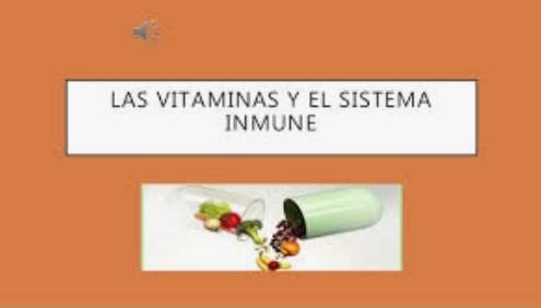 "VITAMINA ""A"" , MICROBIOTA Y SISTEMA INMUNE"