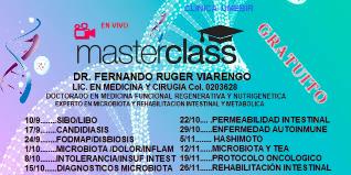 MASTER CLASSE GRATUITAS